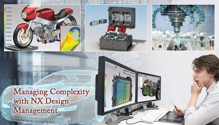 Managing Complexity with NX Design Management