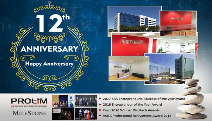 PROLIM Celebrates its 12th anniversary