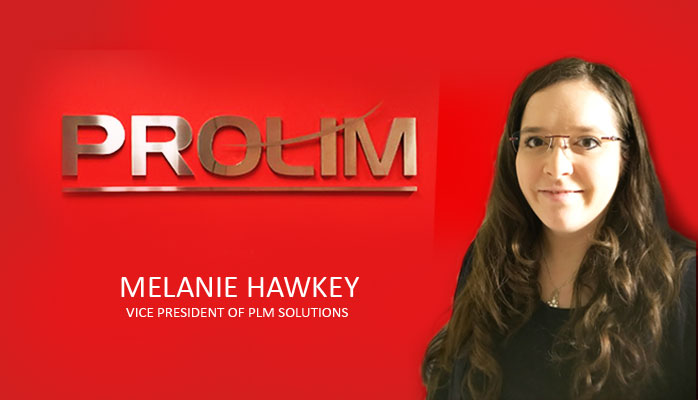 PROLIM Corporation Welcomes Melanie Hawkey as Vice President of PLM Solutions